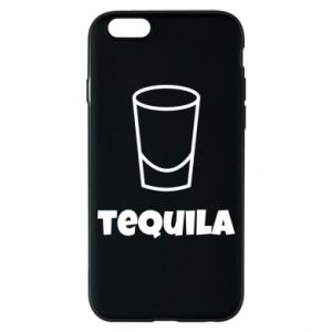 Phone case for iPhone 6/6S Tequila for lime