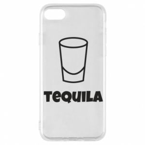 Phone case for iPhone 7 Tequila for lime