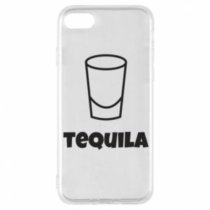 Phone case for iPhone 8 Tequila for lime