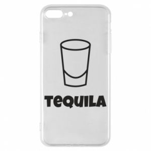 Phone case for iPhone 8 Plus Tequila for lime