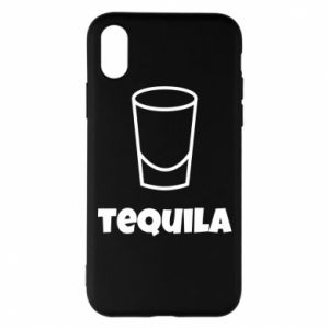 Phone case for iPhone X/Xs Tequila for lime