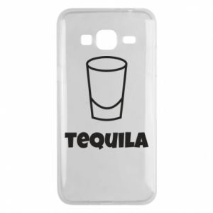 Phone case for Samsung J3 2016 Tequila for lime