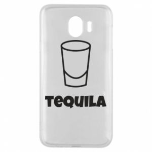 Phone case for Samsung J4 Tequila for lime