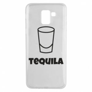 Phone case for Samsung J6 Tequila for lime