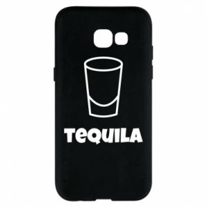 Phone case for Samsung A5 2017 Tequila for lime