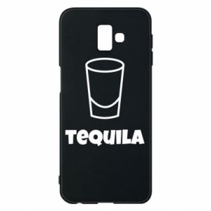 Phone case for Samsung J6 Plus 2018 Tequila for lime