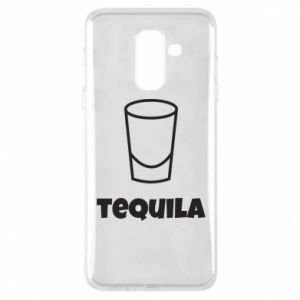 Phone case for Samsung A6+ 2018 Tequila for lime