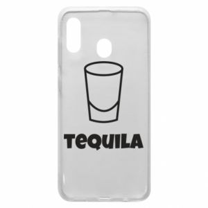 Phone case for Samsung A30 Tequila for lime