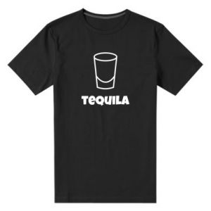 Men's premium t-shirt Tequila for lime - PrintSalon