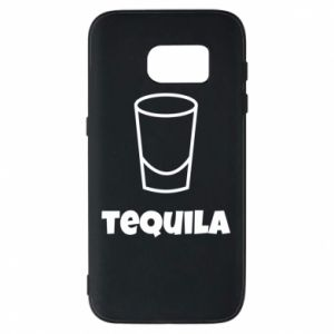 Phone case for Samsung S7 Tequila for lime