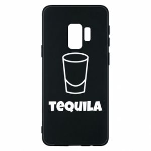 Phone case for Samsung S9 Tequila for lime