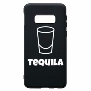 Phone case for Samsung S10e Tequila for lime