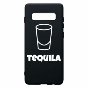 Phone case for Samsung S10+ Tequila for lime