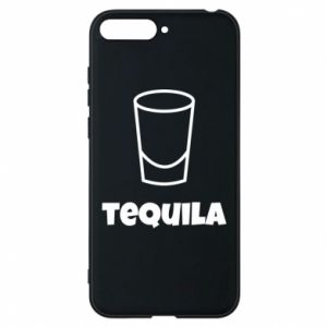 Phone case for Huawei Y6 2018 Tequila for lime