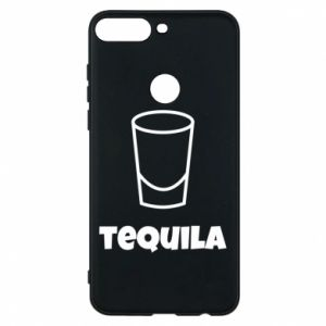 Phone case for Huawei Y7 Prime 2018 Tequila for lime