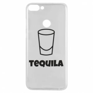Phone case for Huawei P Smart Tequila for lime