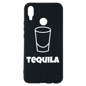 Phone case for Huawei P Smart Plus Tequila for lime