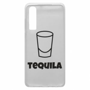 Phone case for Huawei P30 Tequila for lime