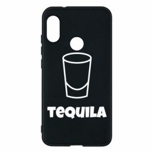 Phone case for Mi A2 Lite Tequila for lime