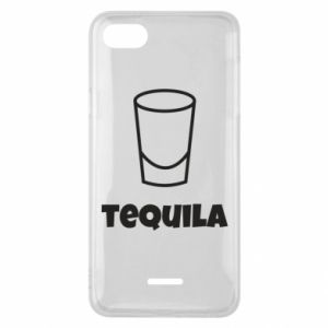 Phone case for Xiaomi Redmi 6A Tequila for lime