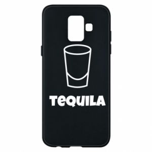 Phone case for Samsung A6 2018 Tequila for lime