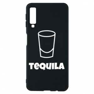 Phone case for Samsung A7 2018 Tequila for lime
