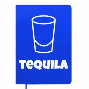 Notepad Tequila for lime