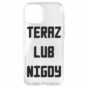 iPhone 12 Mini Case Now or never