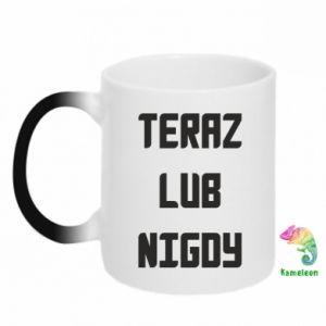 Magic mugs Now or never