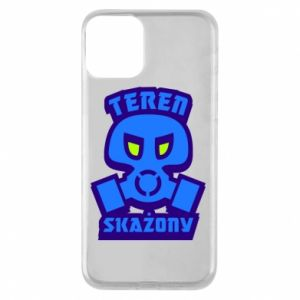 Phone case for iPhone 11 Contaminated territory