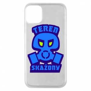 Phone case for iPhone 11 Pro Contaminated territory