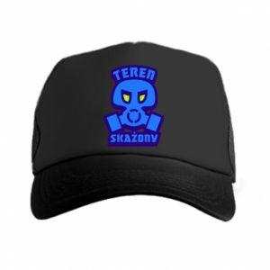 Trucker hat Contaminated territory
