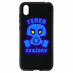 Huawei Y5 2019 Case Contaminated territory