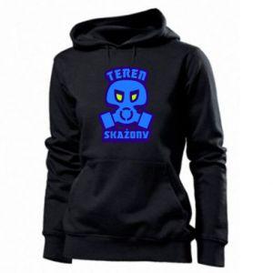 Women's hoodies Contaminated territory