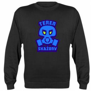 Sweatshirt Contaminated territory