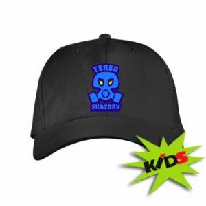 Kids' cap Contaminated territory
