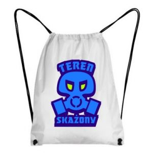 Backpack-bag Contaminated territory
