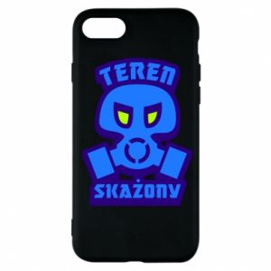 Phone case for iPhone 7 Contaminated territory