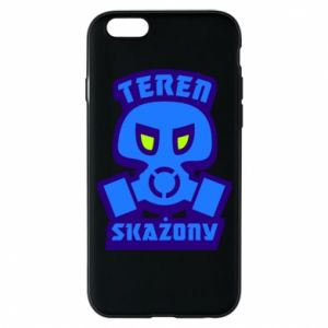 Phone case for iPhone 6/6S Contaminated territory