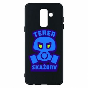 Phone case for Samsung A6+ 2018 Contaminated territory