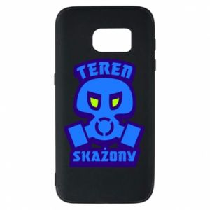 Phone case for Samsung S7 Contaminated territory