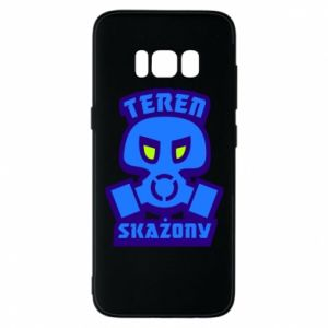 Phone case for Samsung S8 Contaminated territory