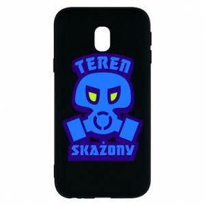 Phone case for Samsung J3 2017 Contaminated territory