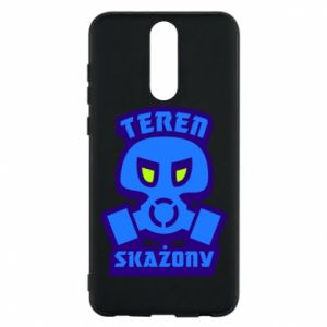 Phone case for Huawei Mate 10 Lite Contaminated territory