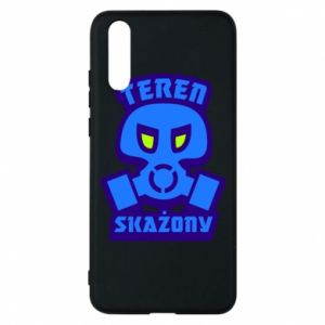 Phone case for Huawei P20 Contaminated territory