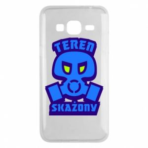Phone case for Samsung J3 2016 Contaminated territory