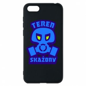 Phone case for Huawei Y5 2018 Contaminated territory