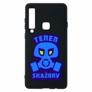Phone case for Samsung A9 2018 Contaminated territory