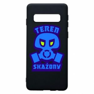 Phone case for Samsung S10 Contaminated territory