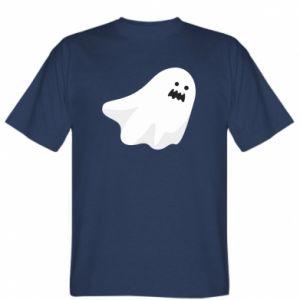T-shirt Terrifying ghost